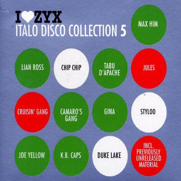 Zyx Italo Disco Collection 5 / Various