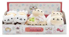 Nyan Nyan Nyanko Chinese Restaurant Plush [Assorted]