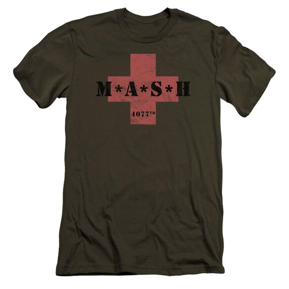 Mash Mash Cross Premuim Canvas Adult Slim Fit Military