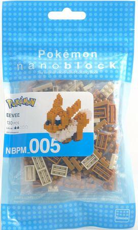 Nanoblock - Pokemon Eevee