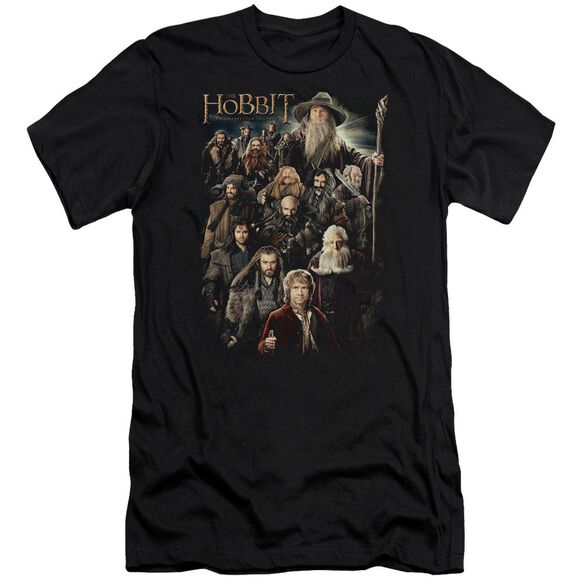 The Hobbit Somber Company Short Sleeve Adult T-Shirt