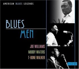 Various Artists - Blues Men [LRC Box Set]