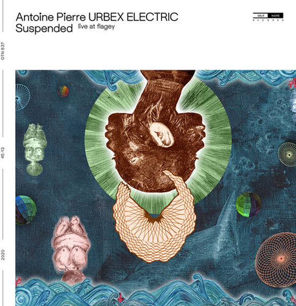 Pierre/ Pierre/ Urbex Electric - Suspended