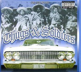 Various Artists - Thugs & Soldiers [Box Set]