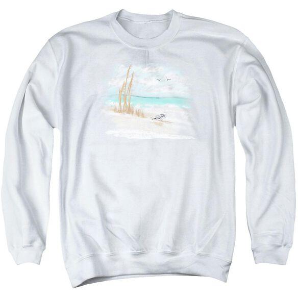 Seagulls Adult Crewneck Sweatshirt