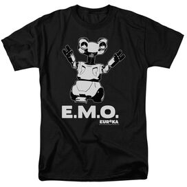 Eureka Emo Short Sleeve Adult T-Shirt