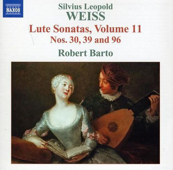 Lute Sonatas Nos. 30 & 39 & 96: 11