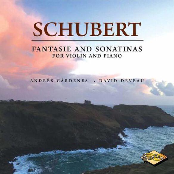 Franz Schubert: Fantasie & Sonatinas For Violin