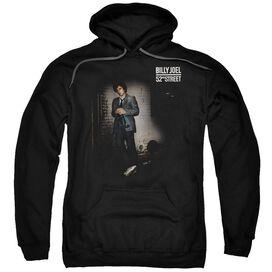 Billy Joel 52 Nd Street Adult Pull Over Hoodie