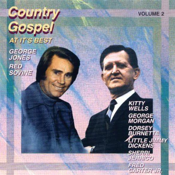 Country Gospel At It's Best 2 / Various
