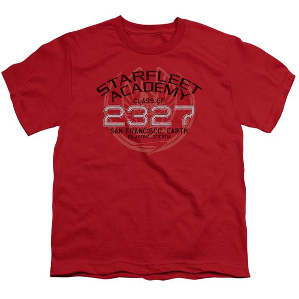 Star Trek Picard Graduation Short Sleeve Youth T-Shirt