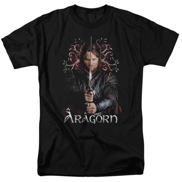 Lor Aragorn Short Sleeve Adult T-Shirt