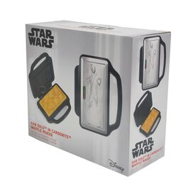 Star Wars Han Solo In Carbonite Waffle Maker