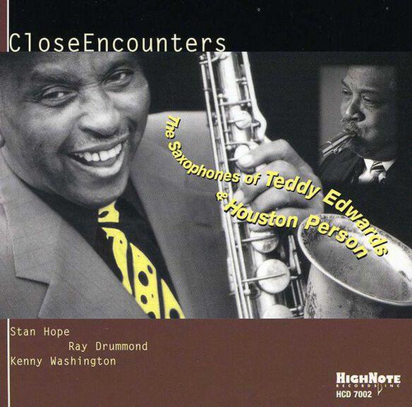 Teddy Edwards - Close Encounters