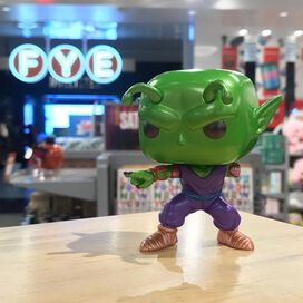 Funko Pop!: Dragon Ball Z - Piccolo [Metallic]