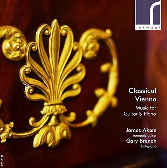 Classical Vienna: Music For Guitar & Piano