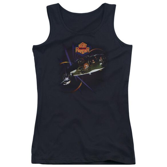 Night Ranger 7 Wishes Juniors Tank Top