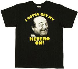 It's Always Sunny in Philadelphia Hetero On T-Shirt
