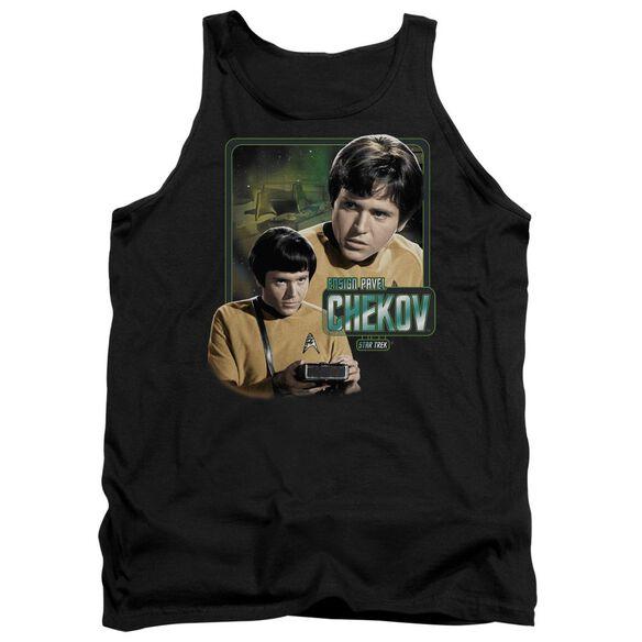 Star Trek Ensign Chekov Adult Tank