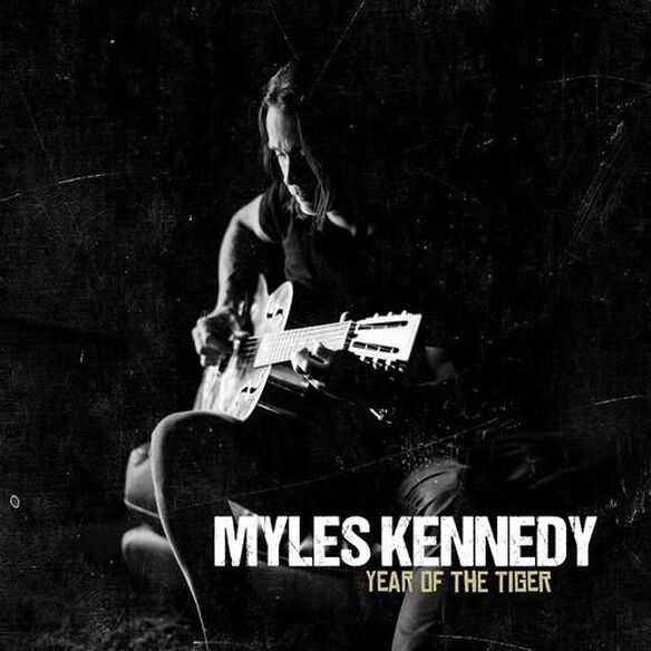 Myles Kennedy - Year of the Tiger [Exclusive Autographed White Vinyl]