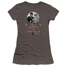 Abbott & Costello Super Sleuths Premium Bella Junior Sheer Jersey