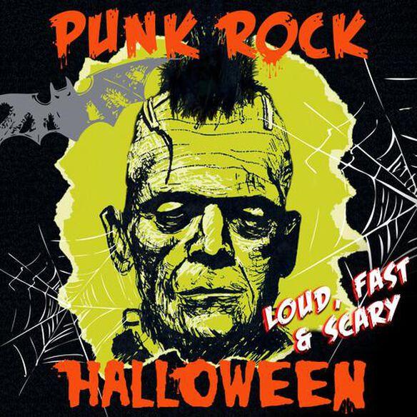 Punk Rock Halloween Loud Fast & Scary! / Various