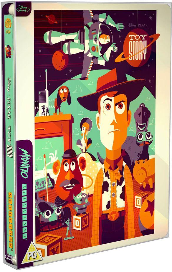 Toy Story [Limited Edition Blu-ray Mondo x Steelbook]
