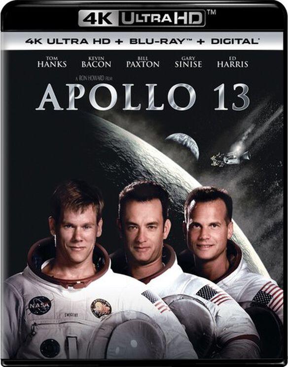 Apollo 13 (4K) (WBR) (Uvdc) (2pk) (Dhd) (Digc)