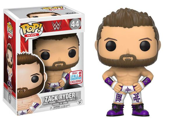 Pop Exclusive WWE Zack Ryder