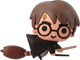 Harry Potter Broom 3D Foam Magnet