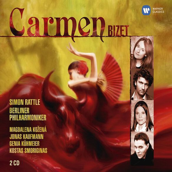 Simon Rattle - Bizet: Carmen