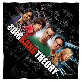 Big Bang Theory Group Spark Bandana
