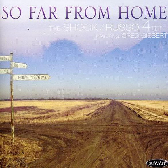 Amy Shook / Frank Russo - So Far From Home