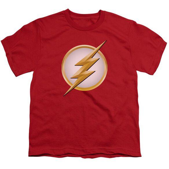 Flash New Logo Short Sleeve Youth T-Shirt