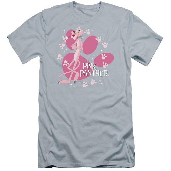 Pink Panther Walk All Over Premuim Canvas Adult Slim Fit Light