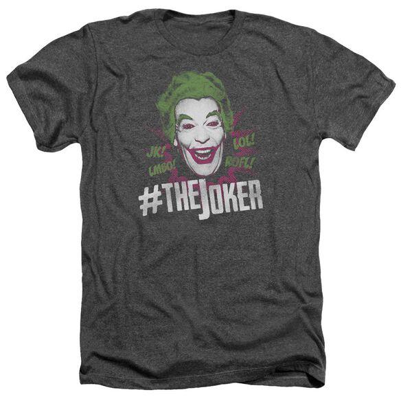 Batman Classic Tv #Joker Adult Heather