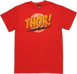 Thor Name T-Shirt