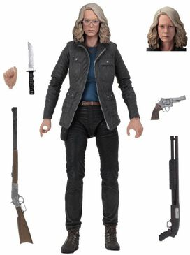 NECA Halloween 2018 Laurie Strode Action Figure [Ultimate Version]