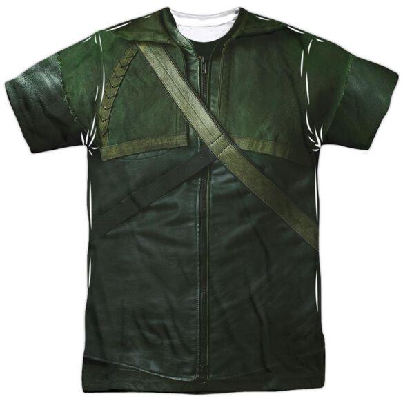 Arrow Uniform Short Sleeve Adult Poly Crew T-Shirt