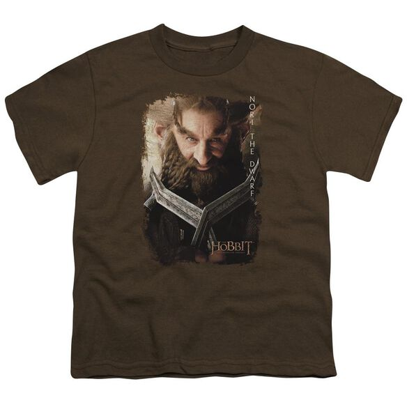 The Hobbit Nori Poster Short Sleeve Youth T-Shirt