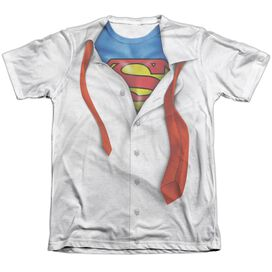 Superman Im Superman Adult 65 35 Poly Cotton Short Sleeve Tee T-Shirt