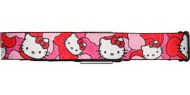 Hello Kitty Faces Hair Bows Seatbelt Belt