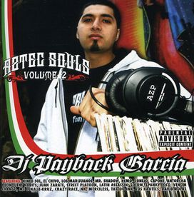 DJ Payback - Aztec Souls, Vol. 2