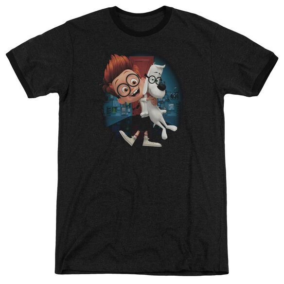 Mr Peabody & Sherman Team Work Adult Heather Ringer