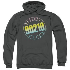 90210 Color Blend Logo Adult Pull Over Hoodie