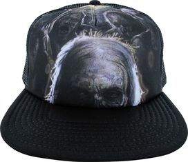 Walking Dead Walker Heads Trucker Hat