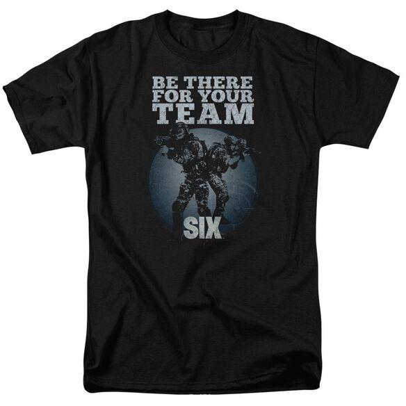 Six Team Short Sleeve Adult T-Shirt