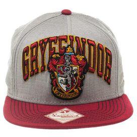 Harry Potter Gryffindor Name Crest Hat