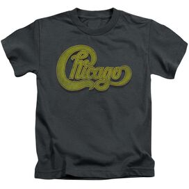 Chicago Distressed Short Sleeve Juvenile T-Shirt