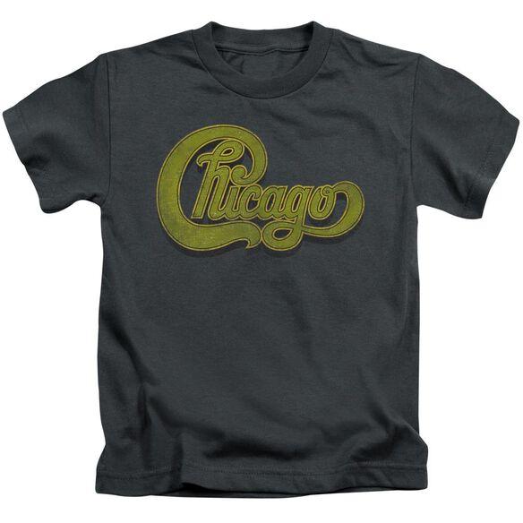Chicago Distressed Short Sleeve Juvenile T-Shirt